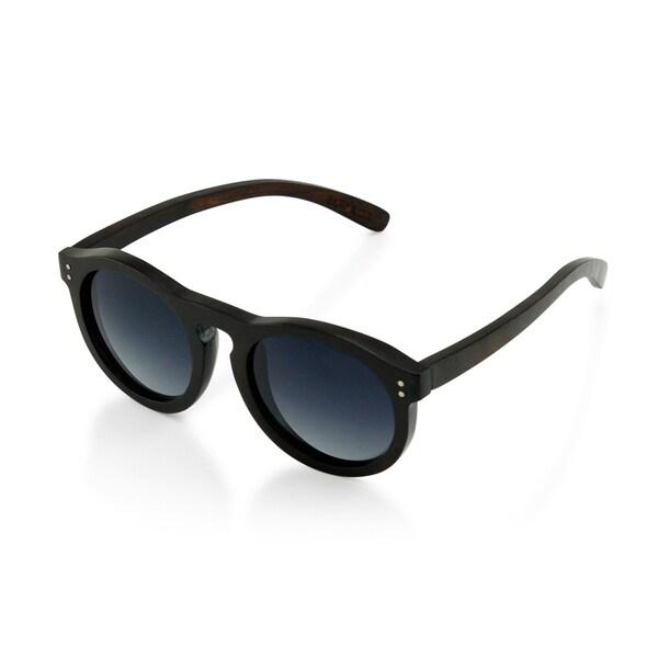 Gearonic Fashion Wooden Dark Brown Wood Vintage Sunglasses Eyewear