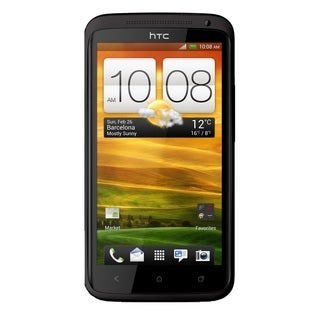 HTC One X 16GB Unlocked GSM With Beats Audio Cell Phone - Gray (Refurbished)