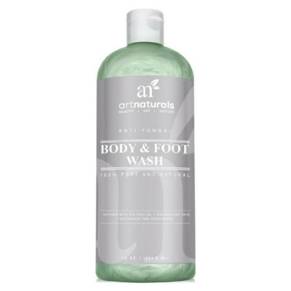 Art Naturals 12-ounce Anti-fungal Soap with Tea Tree Oil