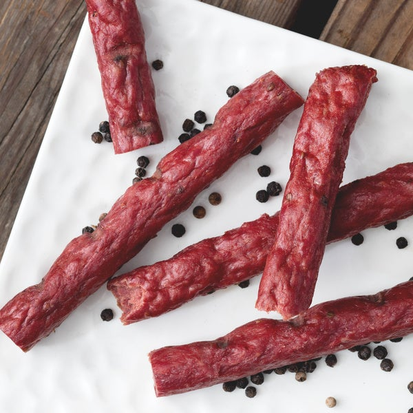 Thompson's Smokehouse Pepperoni Beef Sticks