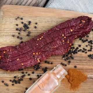 Thompson's Smokehouse Cajun Beef Jerky