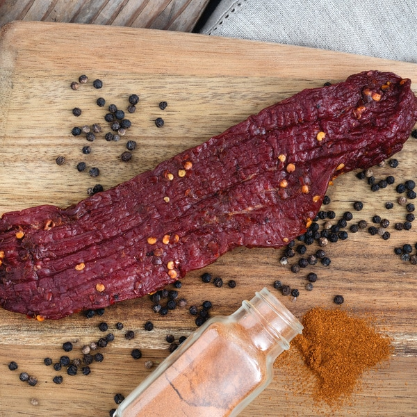 Thompson's Smokehouse Cajun Beef Jerky