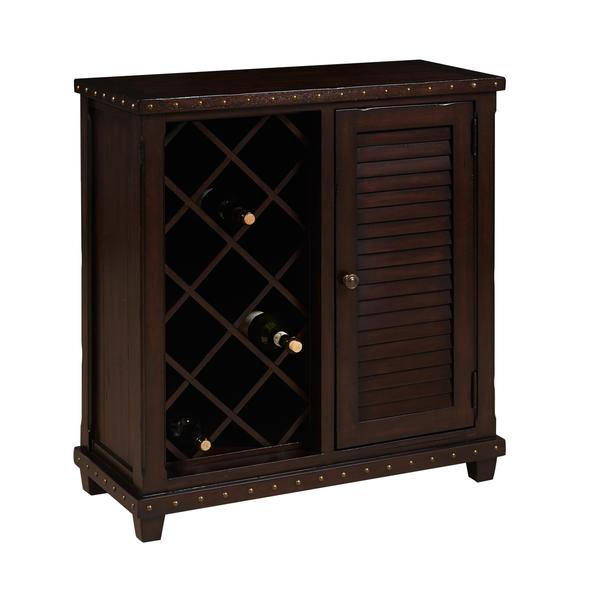 Logan Traditional Wine Cabinet