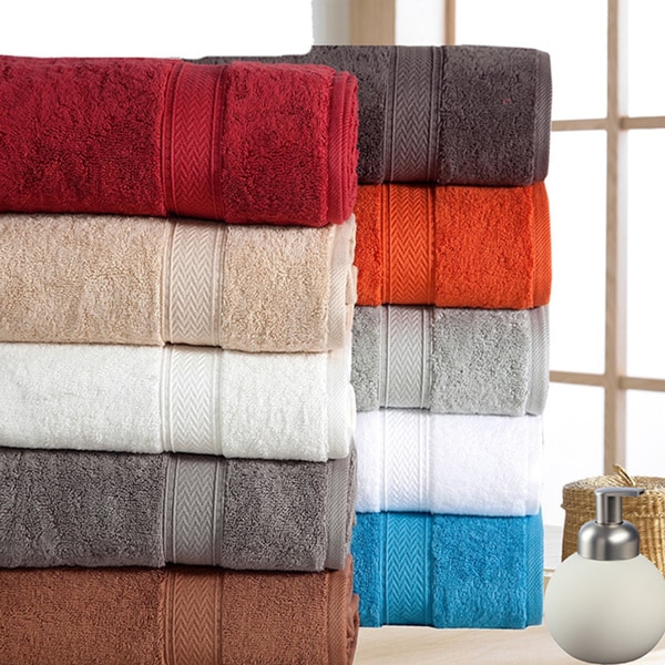 100-percent Egyptian Cotton 16-piece 600 GSM Luxury Towel Set