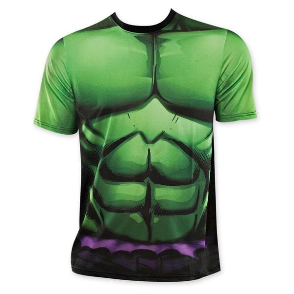 The Incredible Hulk Sublimated Costume Tee Shirt