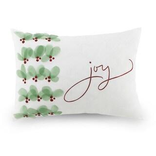 Kathy Davis Joy Breakfast Throw Pillow