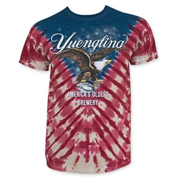 Yuengling Americana Tie Dye T-Shirt