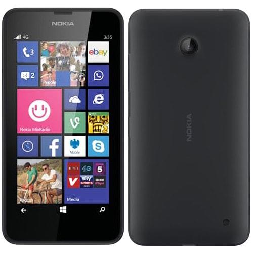 Nokia Lumia 635 8GB Unlocked GSM 4G LTE Windows 8.1 Quad Core Phone