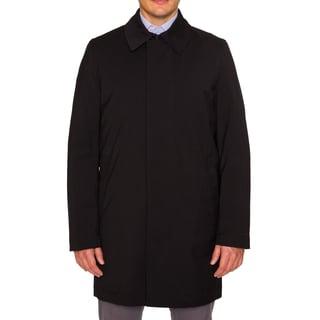 Nautica Men's Removable Vest Trench Coat