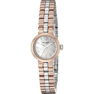 Kate Spade Women's 1YRU0800 'Tiny Gramercy' Rose-Tone Stainless Steel Watch