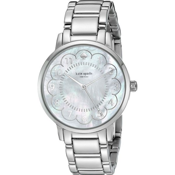 Kate Spade Women's 1YRU0792 'Gramercy' Stainless Steel Watch