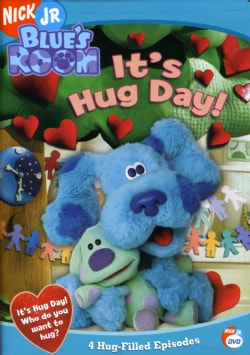 Blue's Clues: Nick Jr. Blue's Room It's Hug Day (DVD)