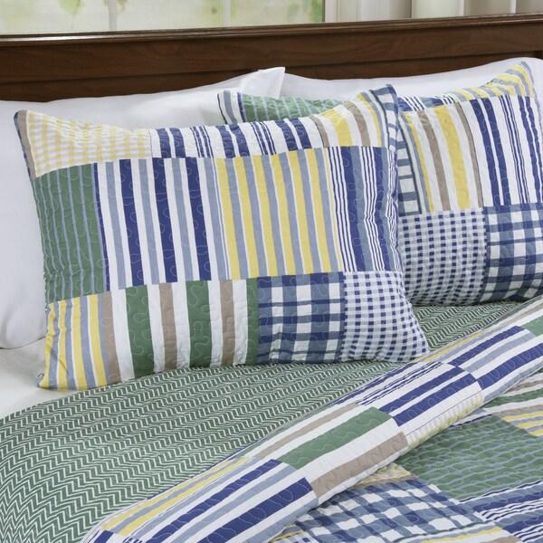 Windsor Home Lyla 3-piece Quilt Set