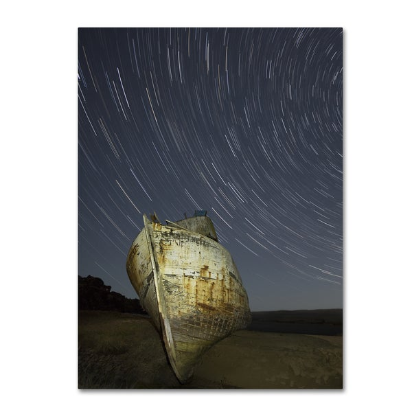 Moises Levy 'Point Reyes II' Canvas Wall Art