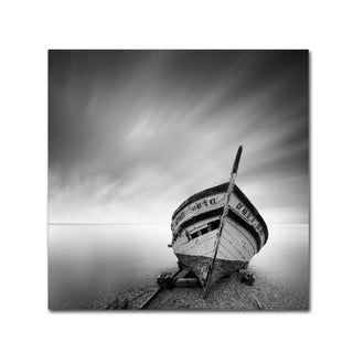 Moises Levy 'Boat I' Canvas Wall Art