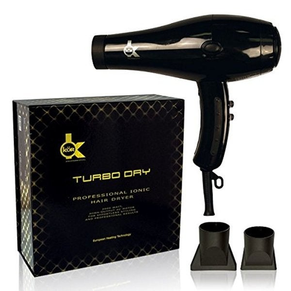 KOR Pro Dry 2000 Turbo Ionic Ceramic Hair Dryer