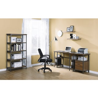 Homestar 4-shelves Laptop Desk
