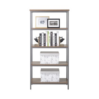 Homestar 4-shelf Bookcase