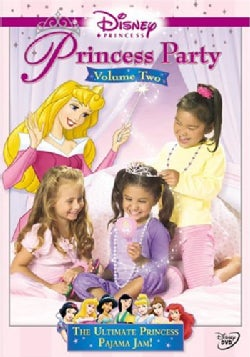 Disney Princess Party: Vol. Two (DVD)