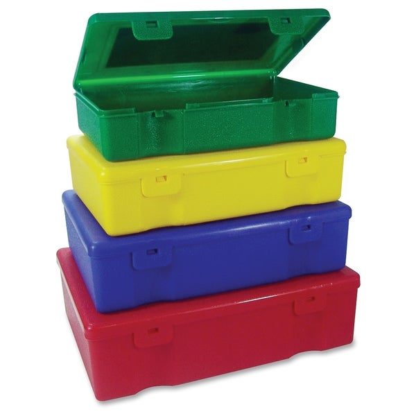 Sparco 4-in-1 Storage Box Set - (4 Per Set)