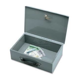 Sparco All-Steel Insulated Cash Box - (1/Each)