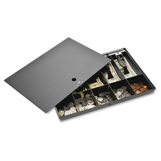 Sparco Locking Cover Money Tray - (1/Each)