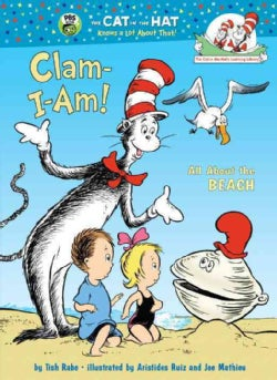 Clam-I-Am!: All About The Beach (Hardcover)