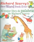 Best Word Book Ever El Mejor Libro de Palabras de Richard Scarry (Paperback)