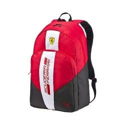 PUMA Ferrari Fanwear Backpack Red