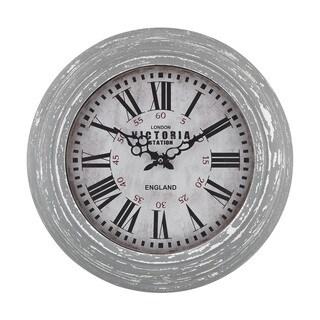 Victoria Station Clock