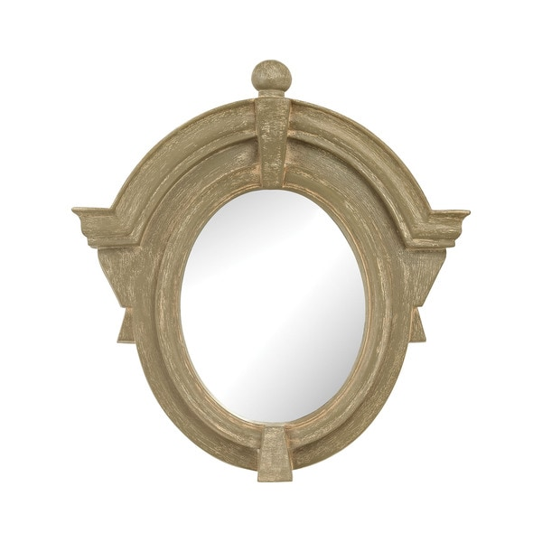 Parisian Dormer Warm White Mirror