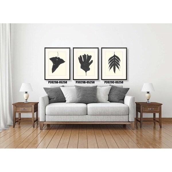 Black Ferns Framed Art Print V 16678484