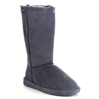 Bearpaw Emma-612w Women's Round Toe Mid Calf Classic Snow Boots