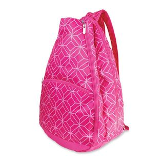 All For Color Geo Gem Tennis Backpack