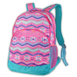 All For Color Fairisle Backpack