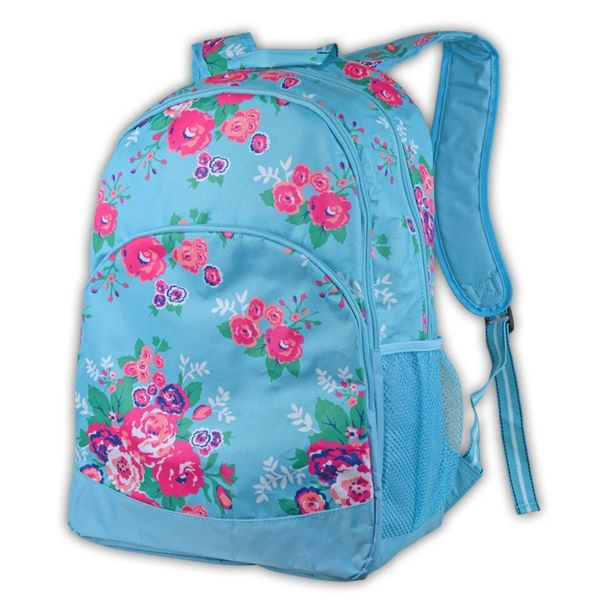 All For Color Floral Delight Backpack