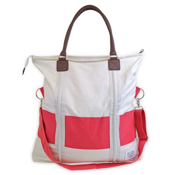 Sloane Ranger Red Big Ben Tote