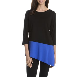 Sunny Leigh Women's Color Blocked Tunic