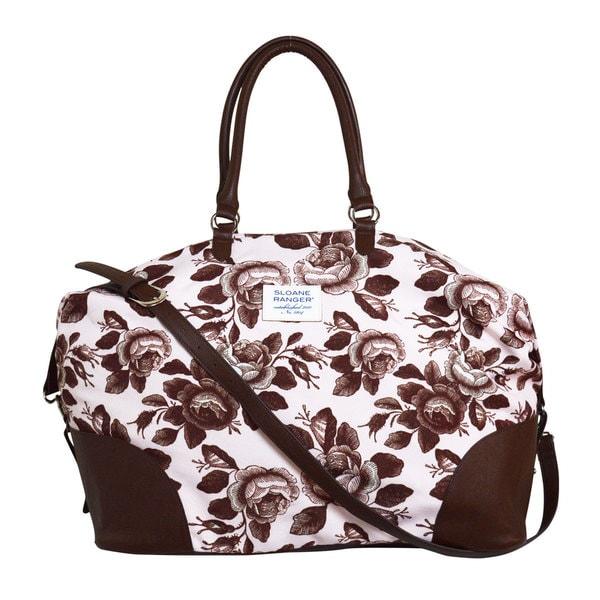 Sloane Ranger Weekender Carry On Tote Bag