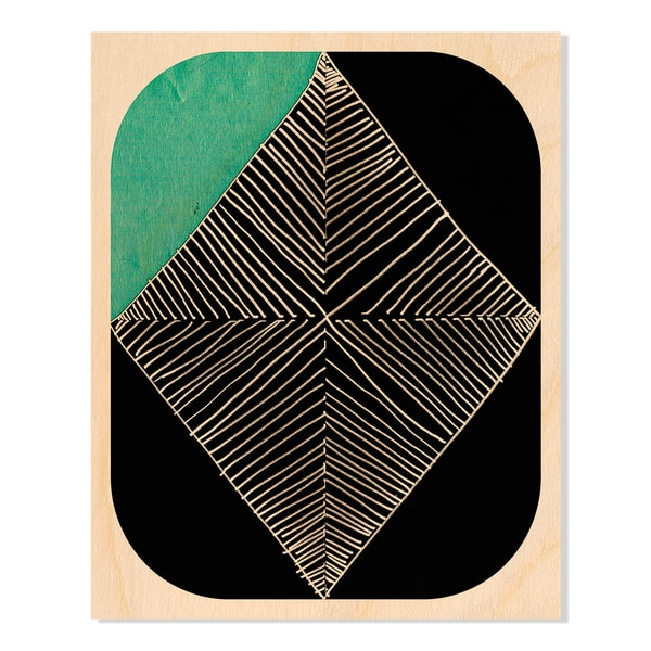 Vertex A Print by New Era Original on Birchwood Wall Art