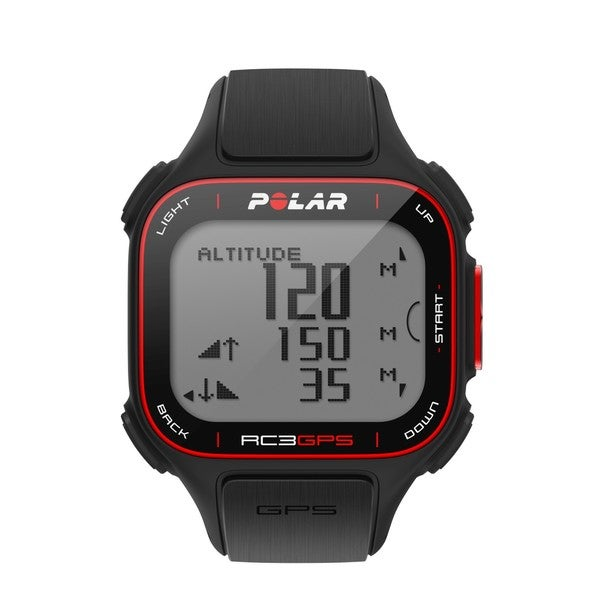 Polar RC3 GPS Heart Rate Monitor Sports Watch