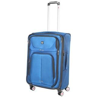 Ful Alliance Cobalt Blue 24-inch Spinner Upright Suitcase