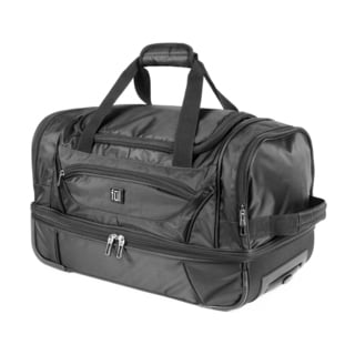 Ful Sequential Horizon 20-inch Carry-On Drop-Bottom Rolling Duffel Bag