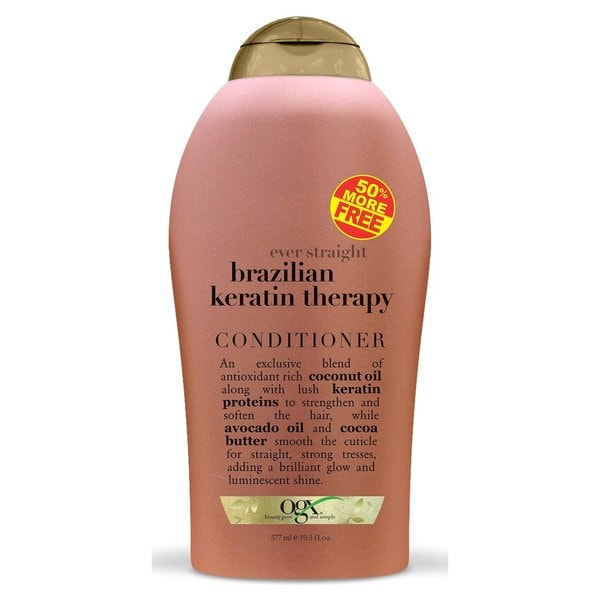 Organix Brazilian Keratin Therapy 19.5-ounce Conditioner