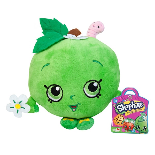 Shopkins Apple Blossom 8-Inch Plush