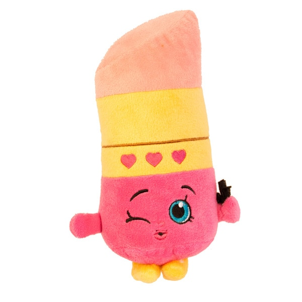 Shopkins Lippy Lips 8-Inch Plush