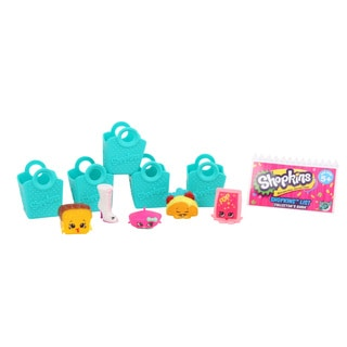Shopkins Series 3 Figure 5-Pack