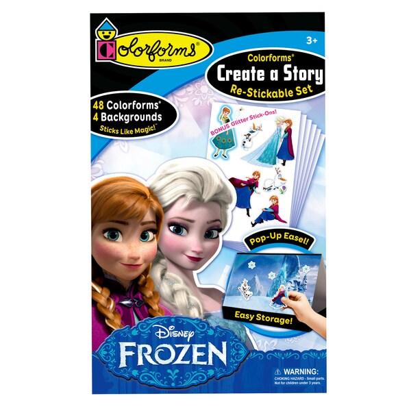 Colorforms Frozen Create A Story