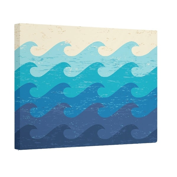 Deep Sea Print 12-inch Wall Art