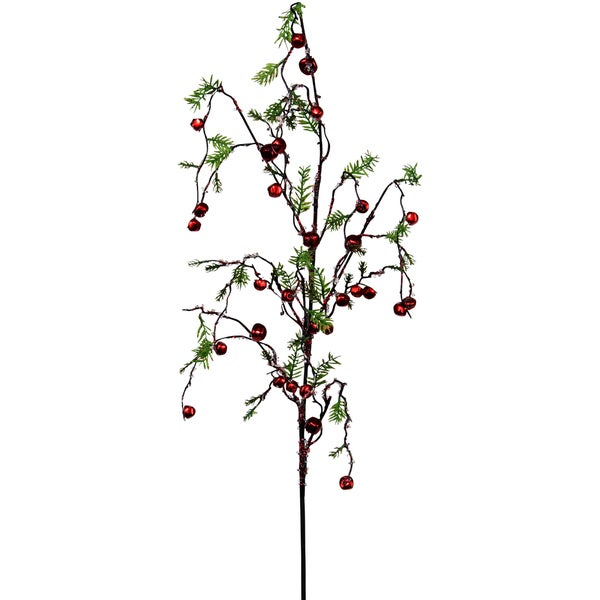 Harvest Collection 28-inch Jingle Bell Spray (Pack of 6)